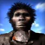 """To Think or Eat?"" Extreme Environment Stress Gave Rise to Human Evolution"