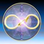 Infinite doppelgangers and quantum probabilities