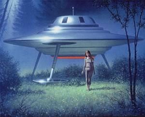 """Любовь с инопланетянкой: """"так же, только лучше"""" Pleiadian02"""