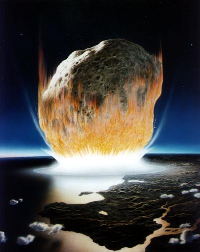 meteorite-impacts