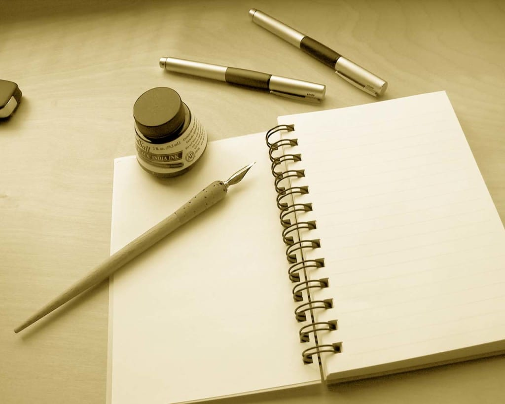 Dream of Becoming A Writer