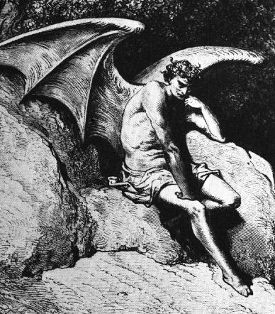 ROBERT JR GRAHAM The Fallen Angel Lucifer