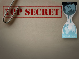 Wikileaks topsecret 300x224 Top Secret   WikiLeaks And Openleaks