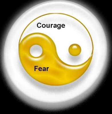 Yin-Yang-of-Courage-and-Fear