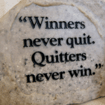 winnersneverquit 300x2441 150x150 Improve Focus and Develop Skills