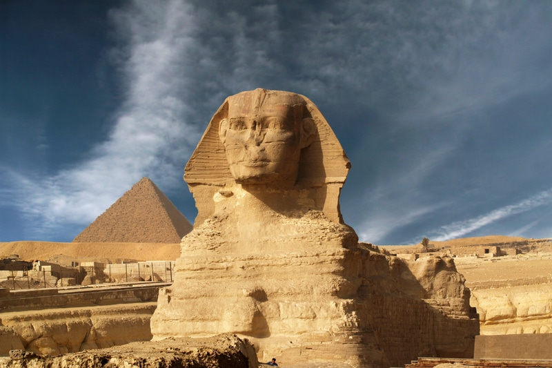 conspiracies the pyramid and the sphinx robert jr graham