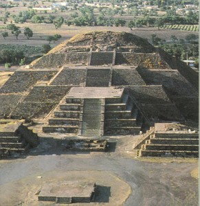 pyramid of the moon 291x300 Toltec Wisdom   Intent vs. Intention