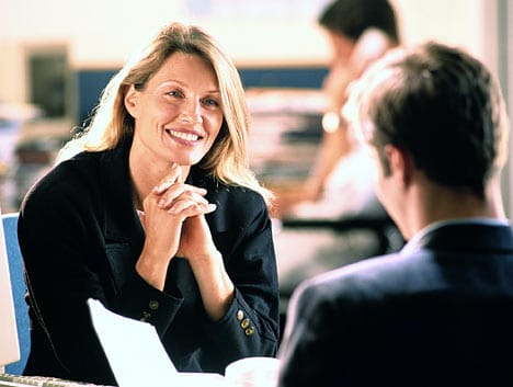 body-language-in-job-interview