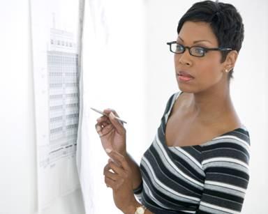 black-female-professional-working