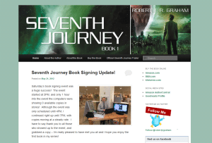 SJb1website 300x203 Seventh Journey Book 1 Website Goes Live
