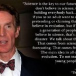 Science and our Future