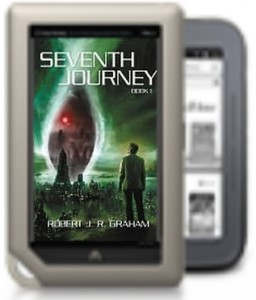 nook1 256x300 Seventh Journey eBook only $3.39 on Kobo