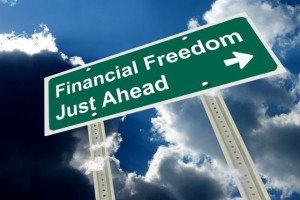 financial freedom 300x200 Financially Free in 5 Years