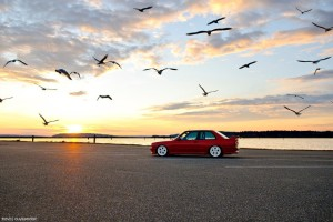 beach-sunset-an-e30-the-good-life-c-not-for-stock-photography