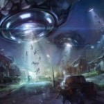 640x370 6210 UFO arrival 2d sci fi ufo aliens picture image digital art 300x173 150x150 Summary of Alien Species and How to Spot Them