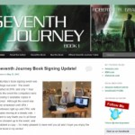 Seventh Journey Book 1 Website Goes Live