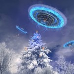 wallpapers New UFO art 300x240 150x150 Solar Storms And Technology