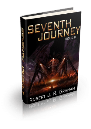 Book II in the award winning fantasy series, Seventh Journey.