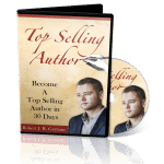 Top Selling Author in 30 Days