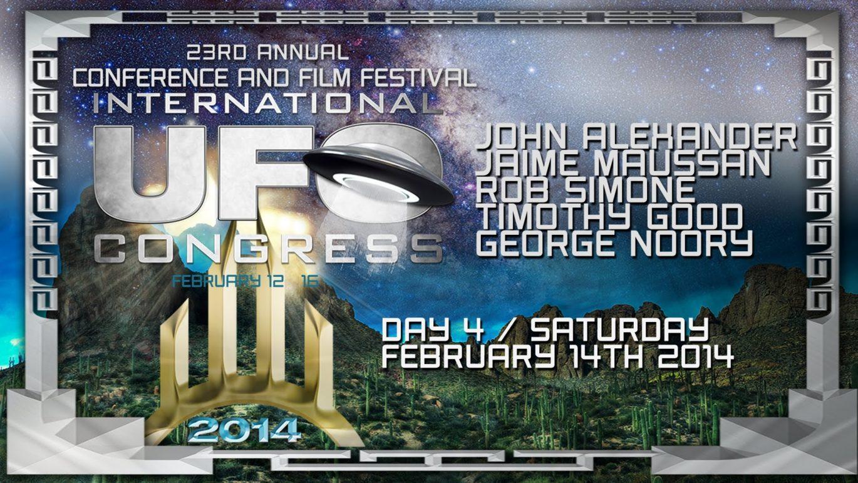 2014 International UFO Congress Day 4