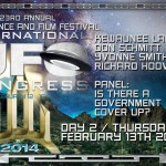 2014 International UFO Congress Day 2