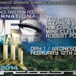 2014 International UFO Congress Day 1