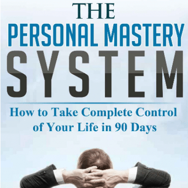 The Personal Mastery System