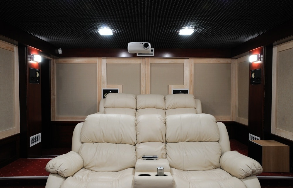 Movie-like home theater projectors for entertainment within your ...