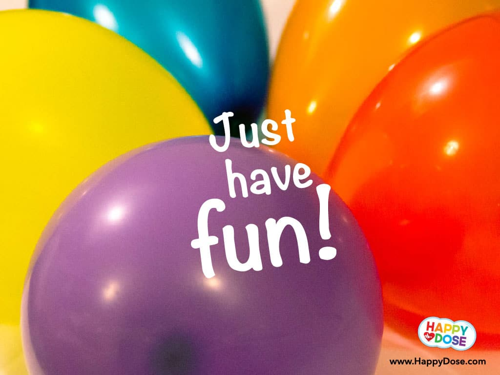 How to Be Happy, Have Fun and Enjoy Life - Robert JR Graham