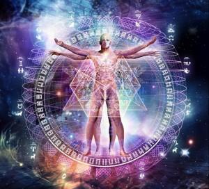 UNIVERSAL SPIRIT MAN