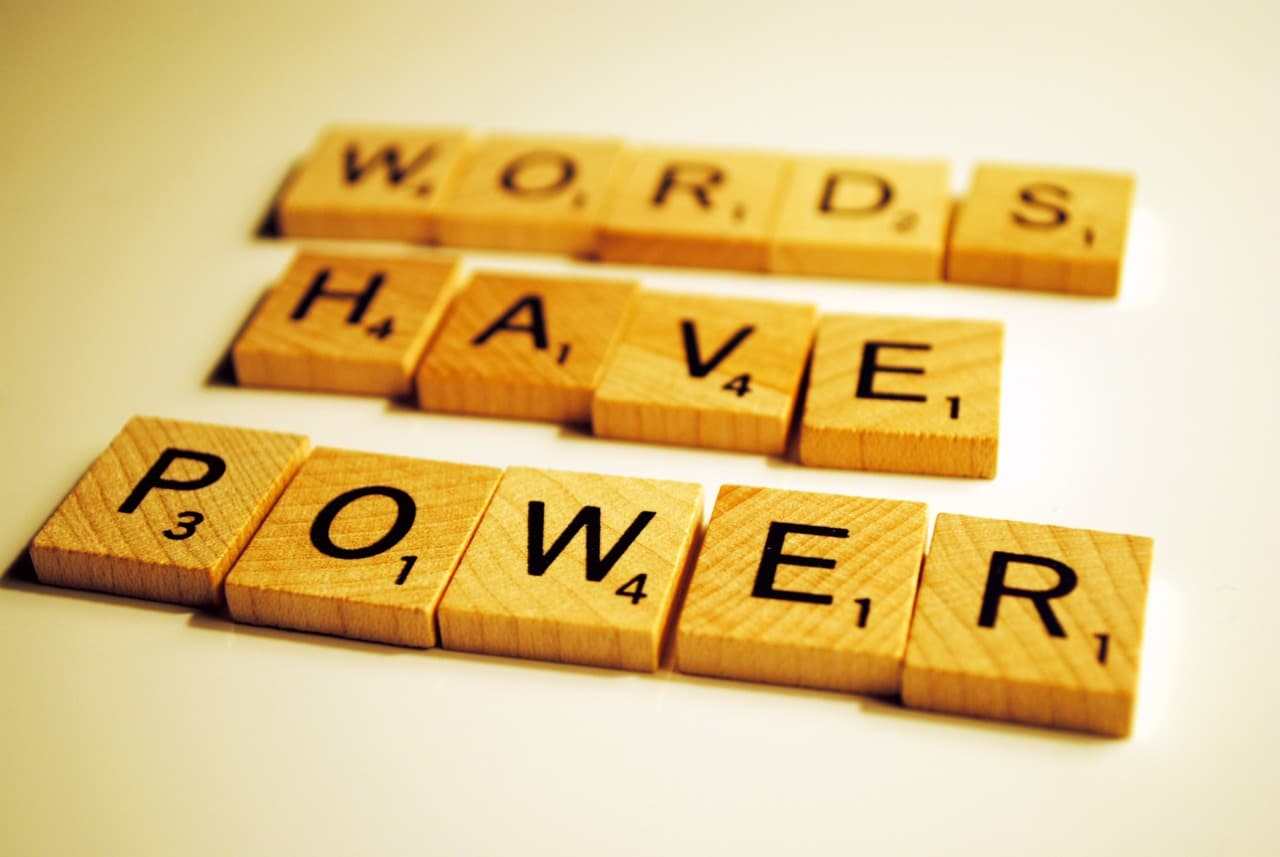 Image result for words have power