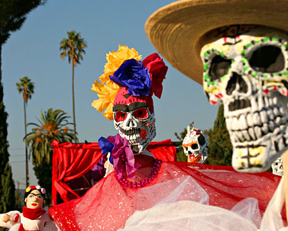 All Soul's Day, All Saint's Day, and Day of the Dead