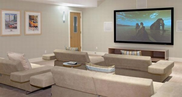 Complete Your Home Theater Decoration With Home Theater Seating Robert JR G